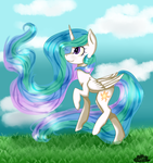 Celestial Noon by cloudsabovedawn