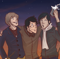 Marauder New Year by Avender