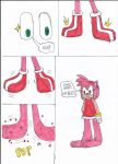 Amy Foot Growth by SPATON37