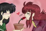 A little love by kagome125
