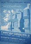 Transformers Film Poster by ameba2k