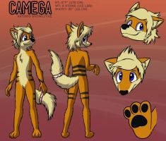 Camega's Reference Sheet by Camega42