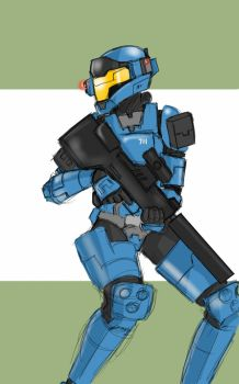 more halo stuff by commander-13