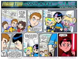Ensign Two: The Wrath of Sue 33 by kevinbolk