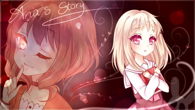 Aria's Story [SPEEDPAINT AVAILABLE] by Lunacy-Hime