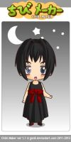 Ruby Chibi by InvisibleDorkette