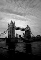 London Tower Bridge by JesssssT