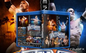 WrestleMania XXVIII Cover by Y2JGFX
