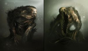 Fungal Horrors by VincentVanHoof