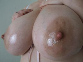 Oiled Mounds by ohjoy68