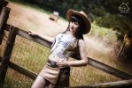 Country Roads -  Final Fantasy Crisis Core by Marshmallow-Empress