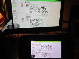 Wii U Drawings by johnjoseco