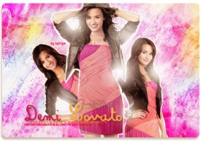 Blend Demi lovato by osessedfamous