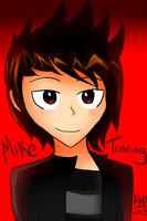 Mike Tunning~ by Angelwing8