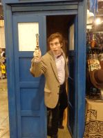 Out of the TARDIS - Wizard World Philly2 by CptTroyHandsome