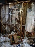 Abandoned House1 by luv-maiki