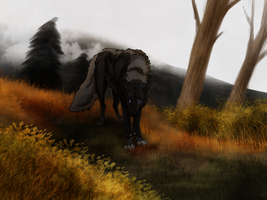 And I must Away by Cylithren
