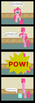 MLP Ice Bucket Challenge: Pinkie Pie by animegx43
