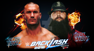 Randy Orton vs Bray Wyatt - WWE Backlash 2016 by SidCena555