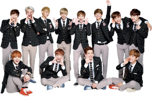 Exo Png by unknownUserwhat