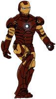 Iron Man by wulf008