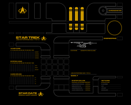 Startrek [orange] 1.0 by scottiescotsman