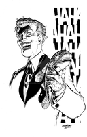 Joker by wjgrapes