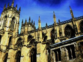 York Minster by Stumm47
