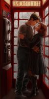London Calling (X-FILES COMMISSION) by CelticBotan