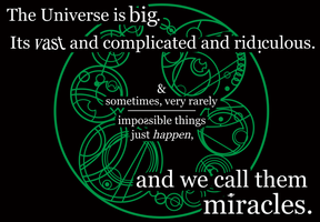 Miracles (Easier to read) by DeadGreySnow