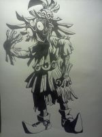 Skull Kid by StuartBrooks