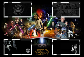 Star Wars PSP theme Wallpapers by a666a