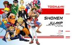 Shonen Jump On Toonami by CreativeArtist-Kenta