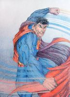 Superman by jtpark