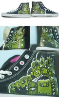 My First Sneakers by gilang2007