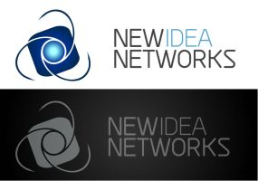 New Idea Networks Logo by CubedMEDIA