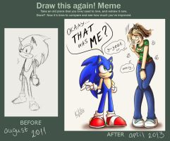 Draw this again: 20 months later by KetLike