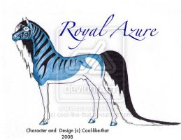Royal Azure by Cool-Like-That
