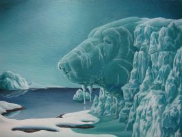 The Arctic Cries by Markalangelo