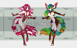 Adoptables: Tassel Tails 01 [Closed] by IllusionsParadise
