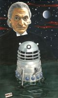 Dalek Invasion of Earth by Marc137