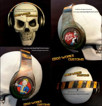 Fallout Headphones by Edge-Works