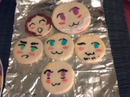 APH Cookies: Allied Forces by MeowMix999