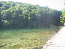Plitvice 13 by Hrivalasse-stock