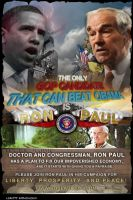 Ron Paul can beat Obama by LibertyBroadsides