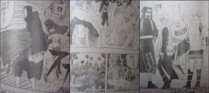 Naruto 453 spoiler pics by Thecmelion