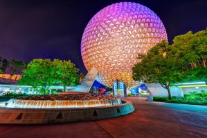 The Waters of Spaceship Earth by shaderf