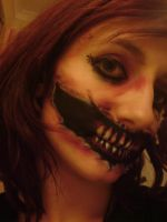 Zombie Chelsea Smile by sweetlave
