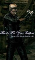 Midnight Albert Wesker by Captain-AlbertWesker