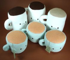 final versions- cups of coffee by sewingstars